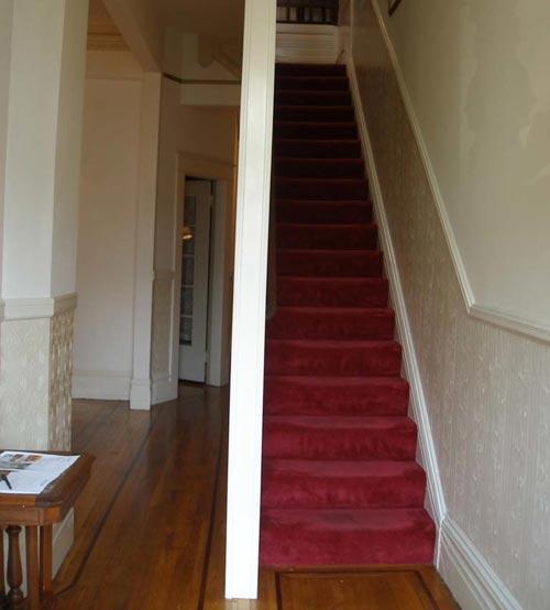 Rebuilding A Long Forgotten Staircase San Francisco Victorian