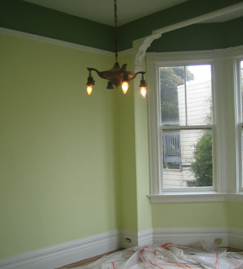 celadon green master bedroom - Celadon Paint Color