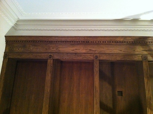 Cabinetry Stained
