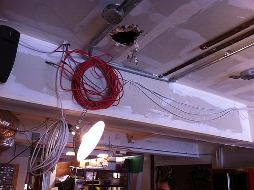 Home Theater Wiring